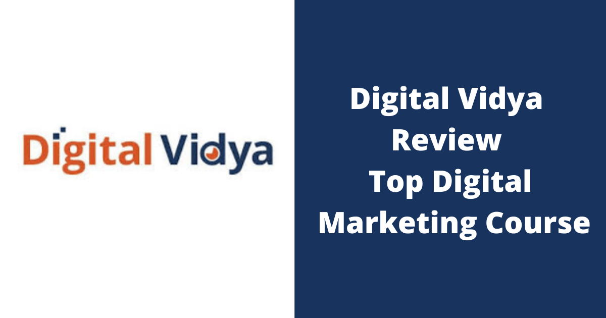 Digital Vidya Review Top Digital Marketing Course